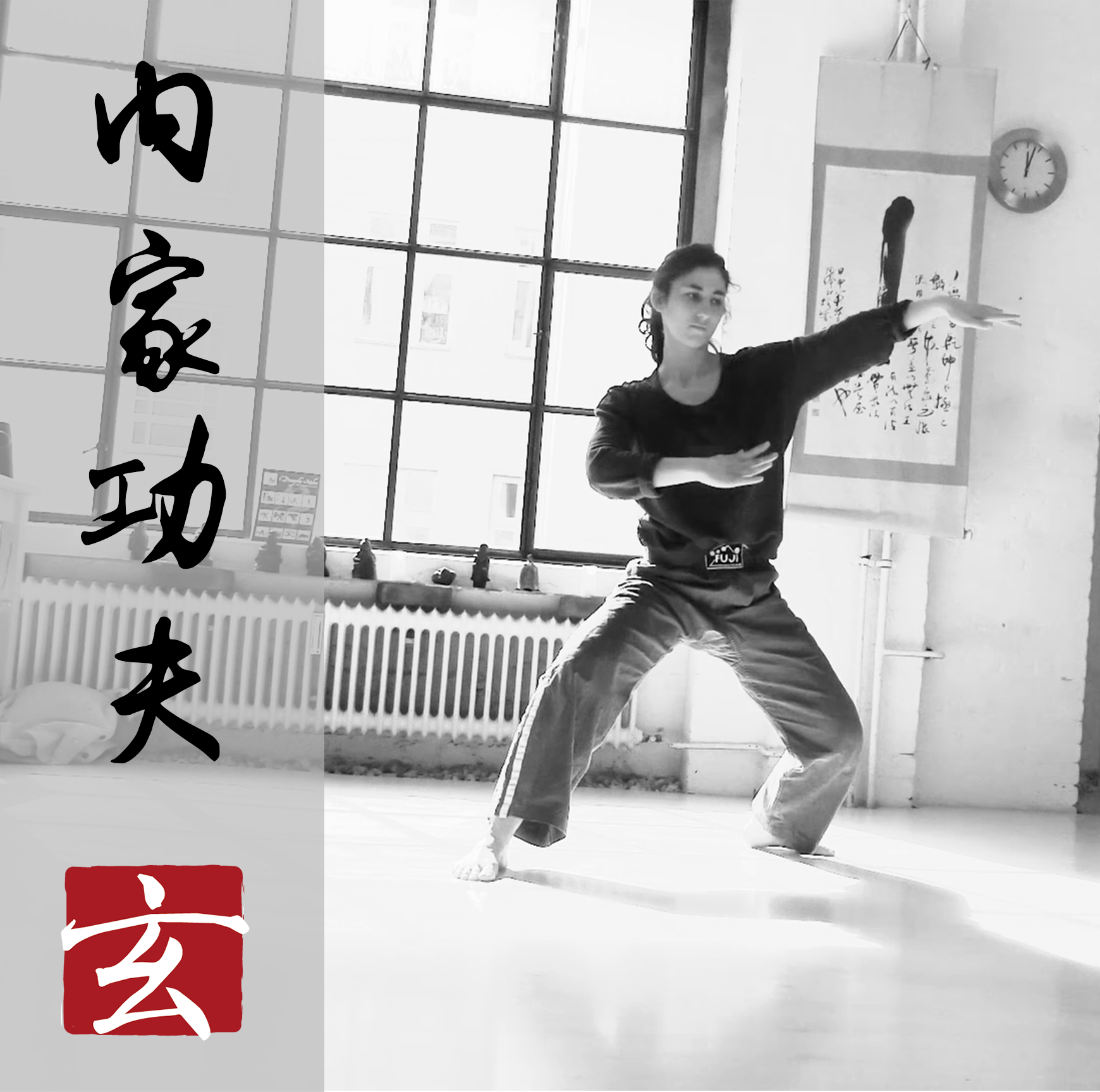 5 Animals Qi Gong, Chi Gong Kung Fu