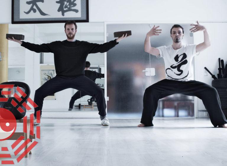 Ma Bu Stance - Kung Fu Basics