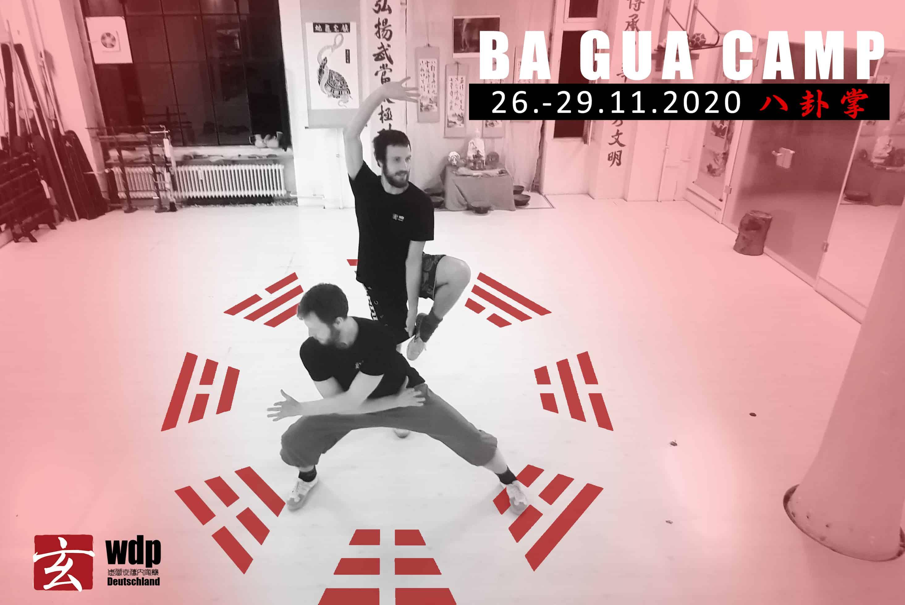 CANCELED - BA GUA CAMP 2020